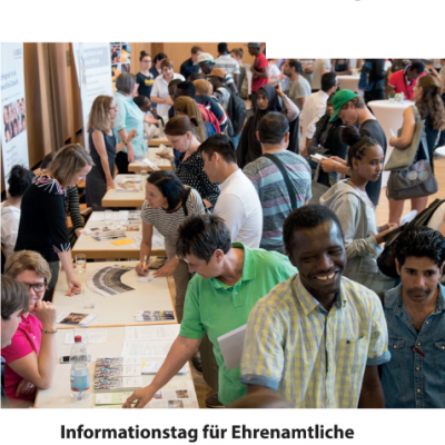 """""""Fit for Work"""": Infotag für Ehrenamtliche und Neuzugewanderte"""